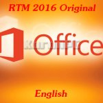 Microsoft Office Professional RTM 2016 Original English X86-x64 ISO