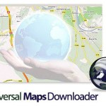 Universal Maps Downloader 7.505 + Crack
