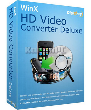 WinX HD Video Converter Deluxe 5.11.0.292 [Latest]