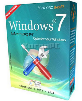 Download Windows 7 Manager Full
