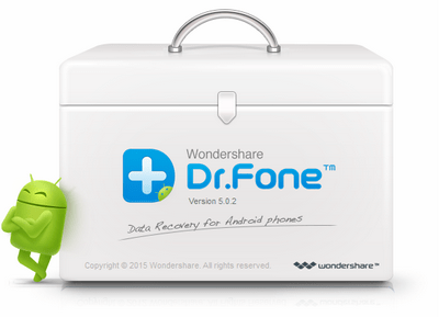 Wondershare Dr.Fone for Android 5 Free Download