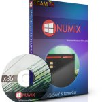 Windows 10 Numix x86 2015 En-Us