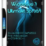 Windows 7 Ultimate Sp1 x86-x64 En-Us OEM ESD Pre-Activated [Nov-2015]