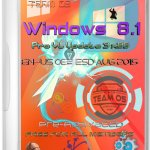 Windows 8.1 Pro Vl Update 3 x86 En-Us V.2 OEM ESD Aug 2015