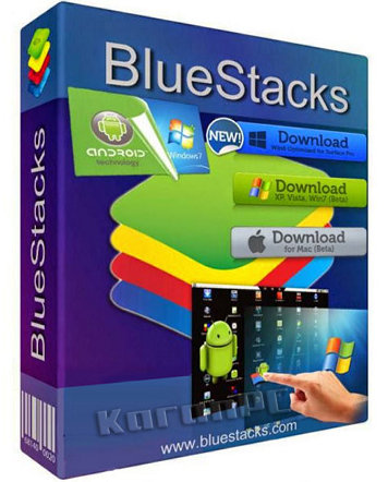BlueStacks App Player Rooted