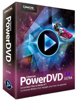 CyberLink PowerDVD Ultra 15