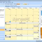 Efficient Calendar 5.0.510 + Crack