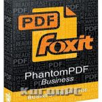 Foxit PhantomPDF Business 7.3.18.901 [Latest]