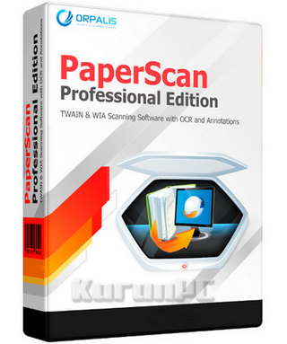 ORPALIS PaperScan Professional 3.0.62 Full + Portable
