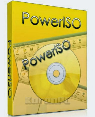 PowerISO 7.2 Full (x86/x64) Final + Portable