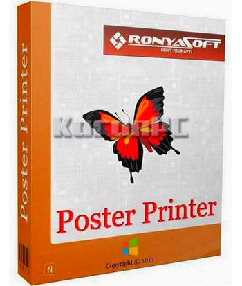RonyaSoft Poster Printer Full Download