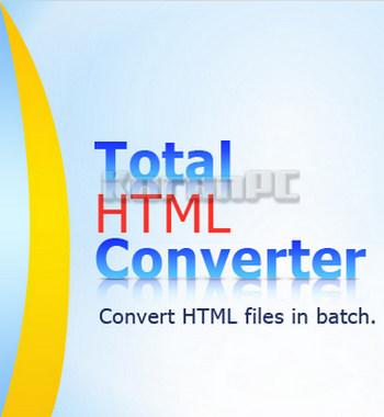 Total HTML Converter