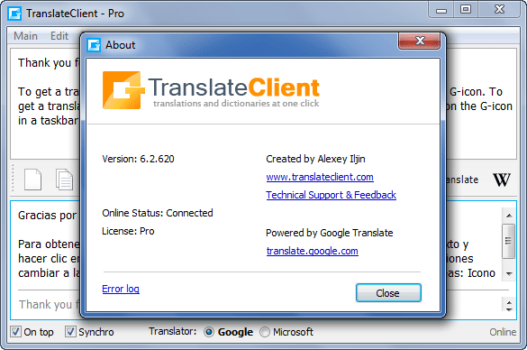 Google Translate Offline Pc