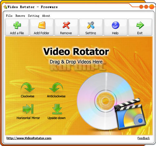 Video Rotator Full Download
