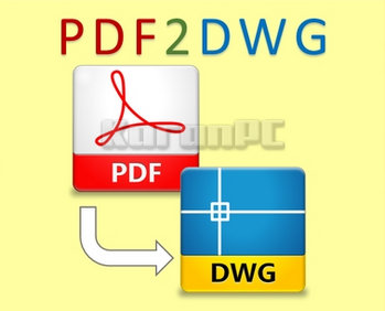 Any Pdf to DWG