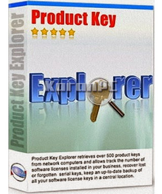 NsaSoft Product Key Explorer Full Version