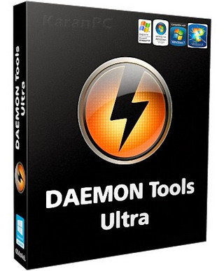 DAEMON Tools Ultra 5.5.0.1046 Full [Latest]