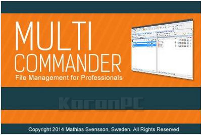 Download MultiCommander for PC