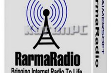 RarmaRadio Pro 2.72.4 Free Download [Latest]