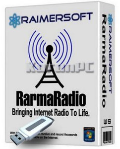 Download RarmaRadio Pro