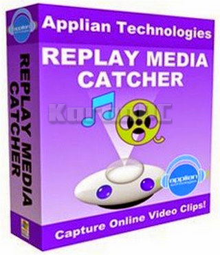 Replay Media Catcher 7 Full Version