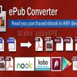 ePub Converter 3.17.1120.375 [Latest] Download