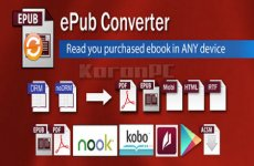 ePub Converter 3.17.1019.377 + Portable [Latest]