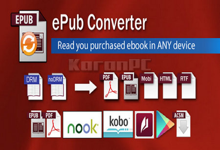 ePub Converter Full Version