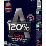 Alcohol 120% 2.0.3.9811 + Portable [Latest]