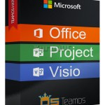 Microsoft Office 2016 Pro-Visio-Project 16.0.4300.1000 [Latest]