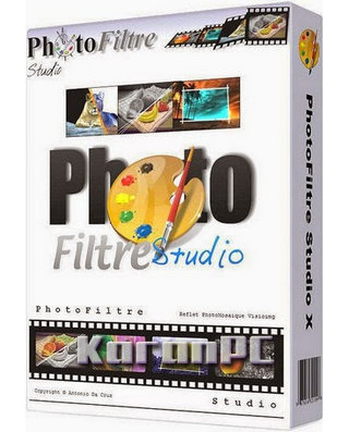 PhotoFiltre Studio X 10