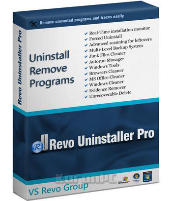 Revo Uninstaller Pro 3.1.9 + Portable [Latest]