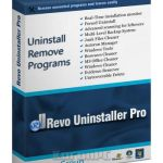 Revo Uninstaller Pro 4.2.3 Free Download Full + Portable