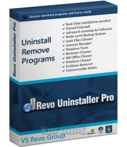 Revo Uninstaller Pro 4 Full Download