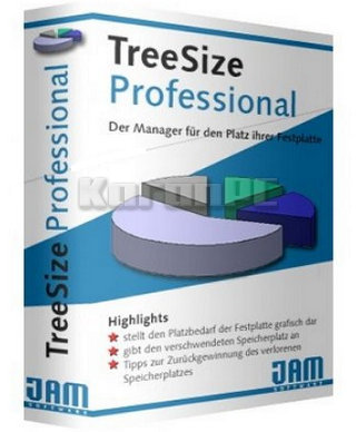 TreeSize Professional 7 Full Version