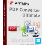 AnyMP4 PDF Converter Ultimate 3.3.18 [Latest]