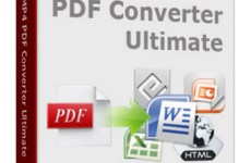AnyMP4 PDF Converter Ultimate 3.3.22 [Latest]