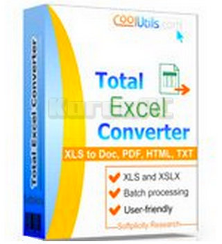 Coolutils Total Excel Converter Full Download