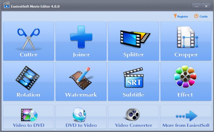 EasiestSoft Movie Editor Key