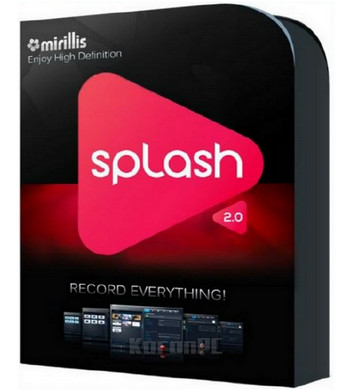 Mirillis Splash Full Download