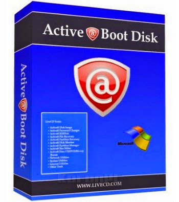 active@ boot disk suite bootable usb 2018