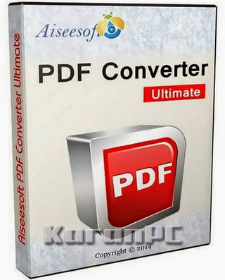 Download Aiseesoft PDF Converter Ultimate Full