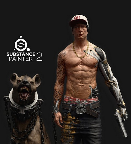 Allegorithmic Substance Painter 2.0.5.1159