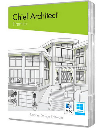Chief Architect Premier X10 Full Version