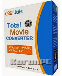 Coolutils Total Movie Converter full