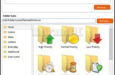 Dr. Folder 2.6.7.7 + Portable + Icons Pack