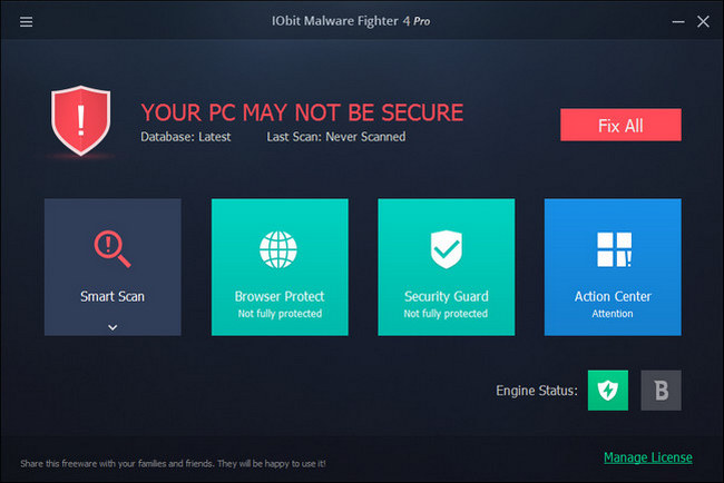 IObit Malware Fighter Pro Full