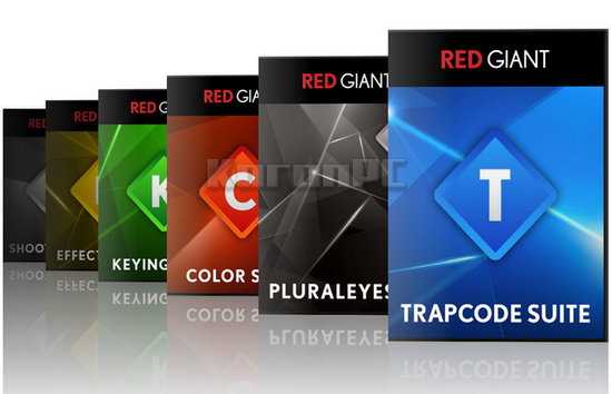 Red Giant Complete Suite 2015