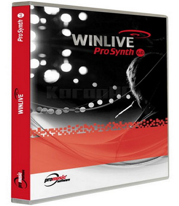 WinLive Pro Synth