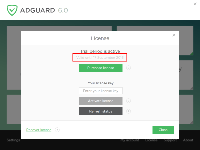 Adguard Giveaway for Windows PC